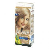 Элитан Крем-краска для волос № 9.17 перламутровый светло-светло-русый (натуральный)