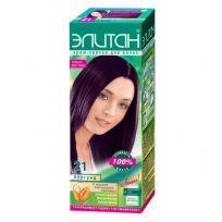 Элитан Крем-краска для волос №21 бургунд