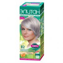 Элитан Крем-краска для волос №82 жемчужно-пепельный