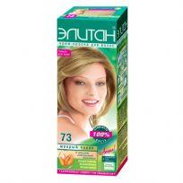 Элитан Крем-краска для волос №73 мокрый песок