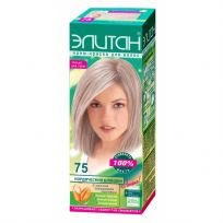 Элитан Крем-краска для волос №75 нордический блондин