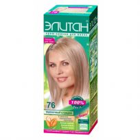 Элитан Крем-краска для волос №76 пшеничный блондин