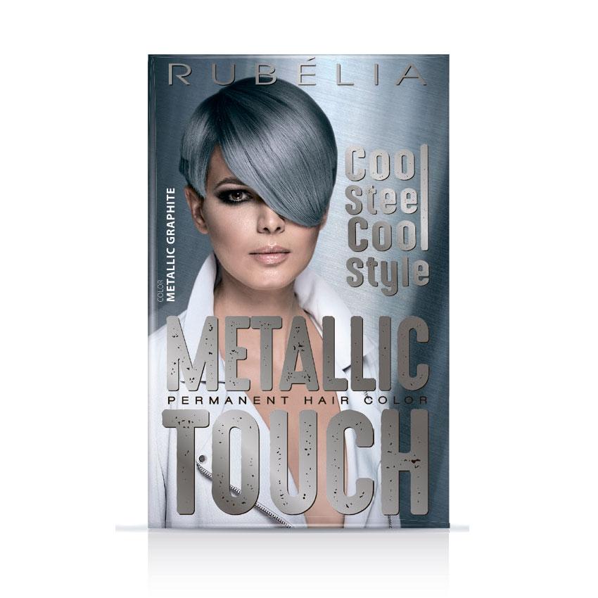 Краска для волос Metallic Touch тон Metallic Graphite (MG)