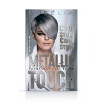 Краска для волос Metallic Touch тон Metallic Silver (MS)