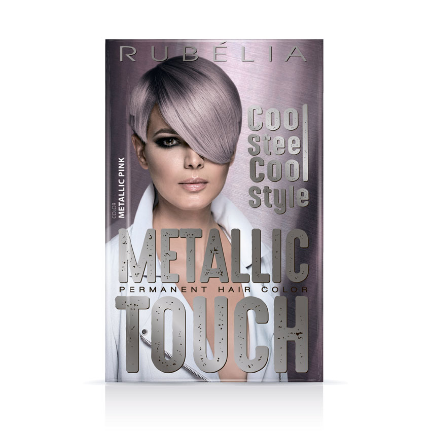 Краска для волос Metallic Touch тон Metallic Pink (MP)