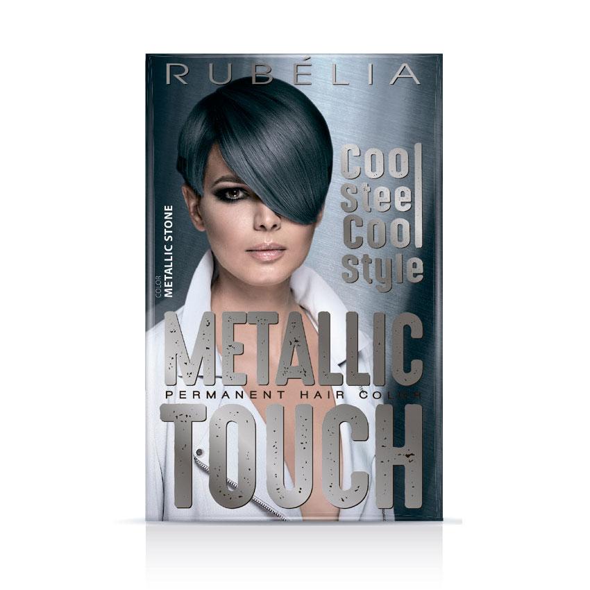 Краска для волос Metallic Touch тон Metallic Stone (MST)