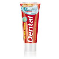 Зубная паста Dental Hot Red, Super Fluor Protection, 250 мл
