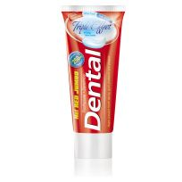 Зубная паста Dental Hot Red, TRIPLE EFFECT, 250 мл