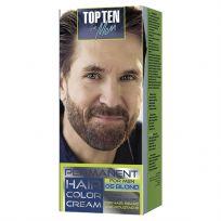 TOP TEN for men Крем-краска для бороды №06 Ligt Brown (светло-коричневый)