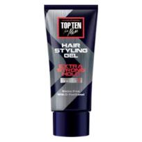 Гель для волос Top Ten экстра сильная фиксация, 250 мл