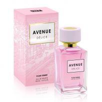 Avenue DÉLICE туалетная вода для женщин, 100 мл, аромат Chance eau tendre / Chanel