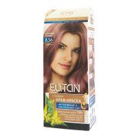 Элитан Крем-краска для волос № 8.56 розовый сандал (натуральный)