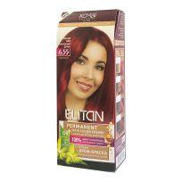 Элитан Крем-краска для волос № 6.55 имперский рубин (интенсивный)