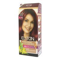 Элитан Крем-краска для волос № 6.56 терпкий бургунди (интенсивный)