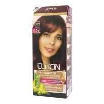 Элитан Крем-краска для волос № 6.57 роскошный марсала (интенсивный)